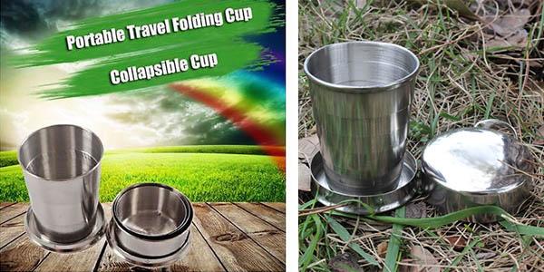 vaso de metal con calidad precio brutal