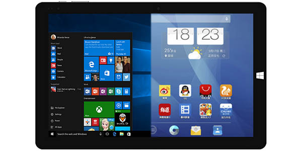 Tablet Chuwi HiBook Pro 2 en 1