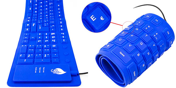 Teclado flexible DMYCO LY-109
