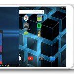 Tablet Onda V820w con Windows + Android