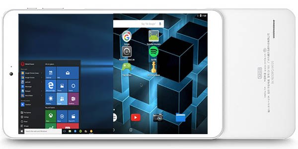 Tablet Onda V820w con Windows + Android