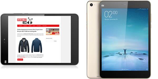 Xiaomi Mi Pad 2 dorada