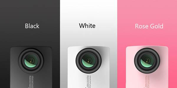 Colores Xiaomi Yi II