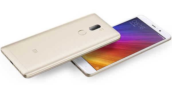 Xiaomi Mi5S Plus oro