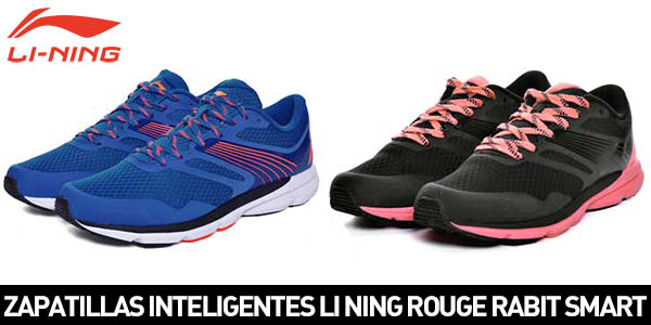 Zapatillas inteligentes Li-Ning Rouge Rabbit