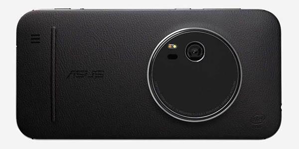 Smartphone ASUS con zoom óptico 3x