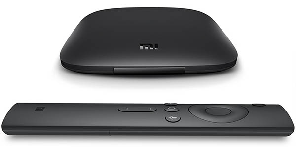 Xiaomi Mi Android TV Box Internacional en castellano
