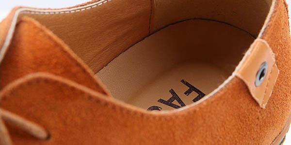 Zapatos sport de ante baratos