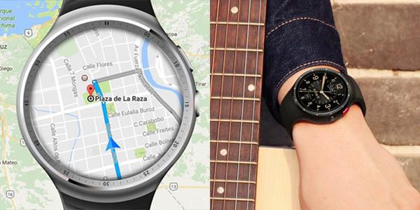 Smartwatch LEMFO LES1 barato