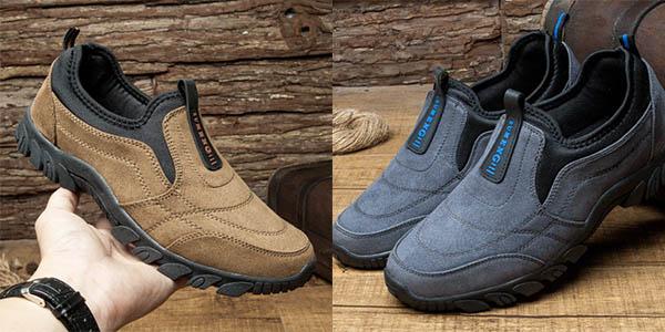 Zapatos de senderismo en varios colores