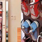 Organizador vertical para colgar en puertas con 24 huecos chollo en AliExpress