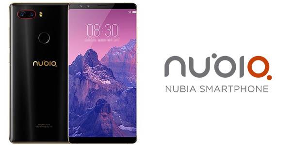 Smartphone ZTE Nubia Z17S