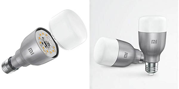 Bombilla Xiaomi Mi LED Smart Bulb RGB