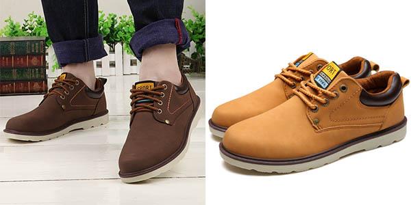 Zapatos para hombre estilo casual en varios colores