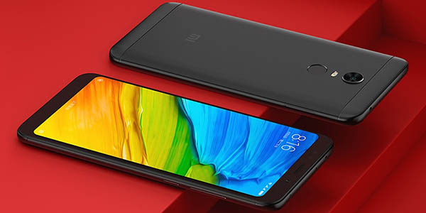 Xiaomi Redmi 5 Plus negro