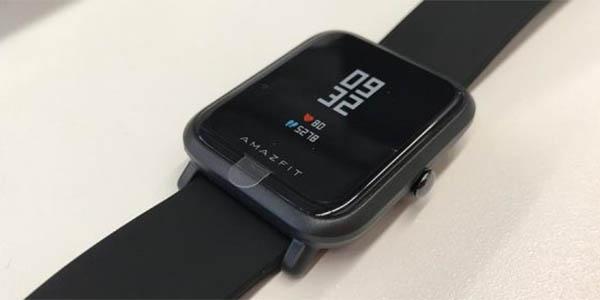 Xiaomi Amazfit Bip en color negro