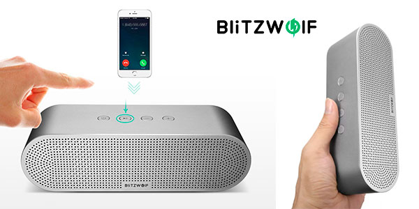Altavoz BlitzWolf BW-AS1 Bluetooth de 20 W barato