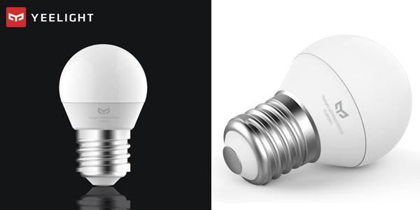 Comprar Bombilla LED Xiaomi 5Wcon casquillo E27 barata en Banggood