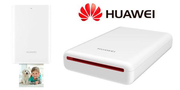 Chollo Impresora de fotos portátil Huawei Zink