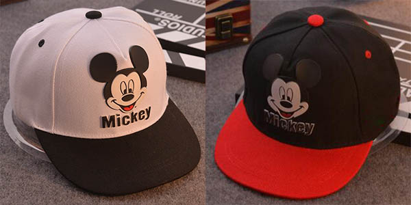 Gorra infantil de Mickey Mouse barata