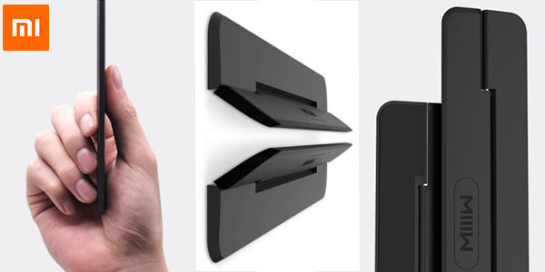 Soporte Xiaomi Mijia Miwu ultra delgado para portátil barato