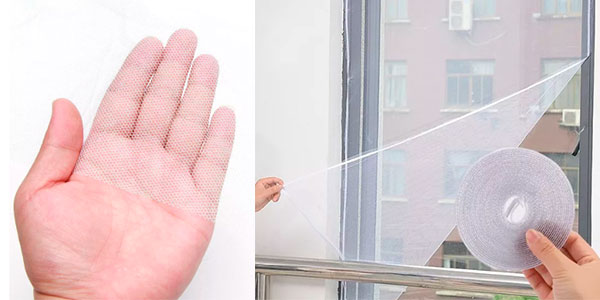Mosquitera de rejilla para ventanas barata