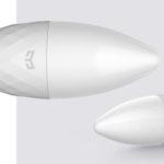 Bombilla Xiaomi Yeelight tipo vela barata en BangGood