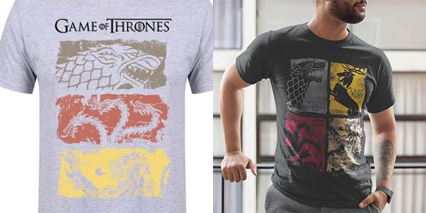 Camiseta de Juego de Tronos en AliExpress