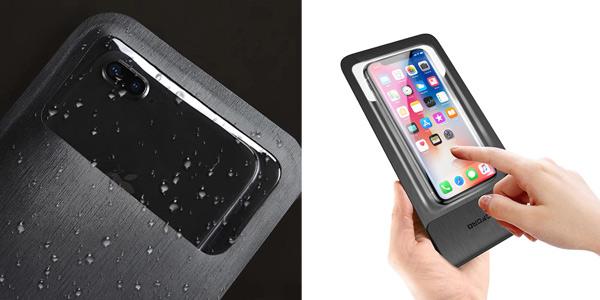 """Funda Xiaomi Guildford para smartphone de hasta 6"""" impermeable y táctil chollazo en AliExpress"""