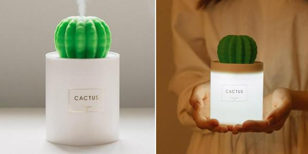 Mini humidificador Cactus Xiaomi Sothing 306B barato en Banggood
