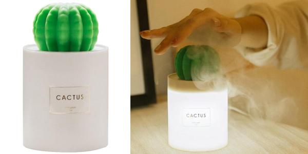 Mini humidificador Cactus Xiaomi Sothing 306B chollo en Banggood