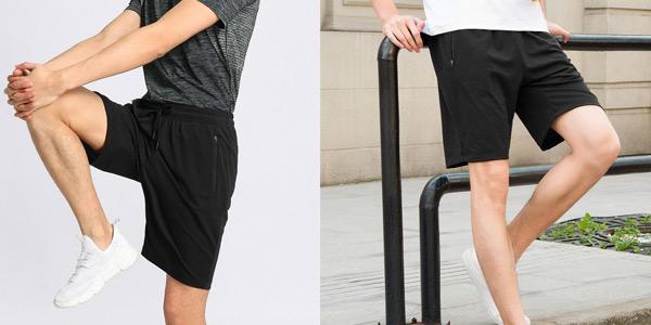 Pantalones cortos deportivos xiaomi Uleemark chollo en Banggood