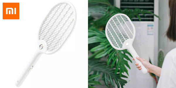 Raqueta eléctrica mata mosquitos Xiaomi Jordan & Judy