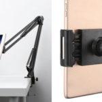 Soporte-brazo de metal articulado para tablet barato en GearBest