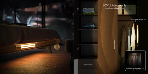 Lámpara LED BlitzWolf chollazo en Banggood