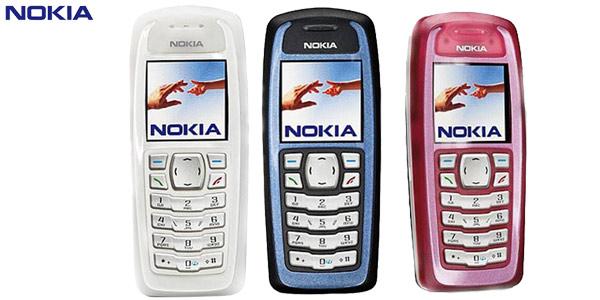 Teléfono móvil Nokia 3100 Mini barato en Cafago