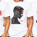 Camisetas de manga corta Strangers Things para hombre baratas en AliExpress