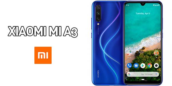 Xiaomi Mi A3 con Android One