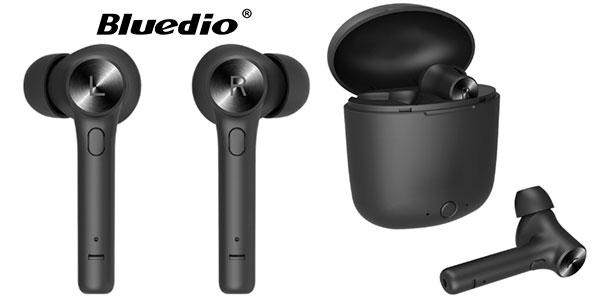 Chollo Auriculares Bluedio Hi TWS con Bluetooth 5.0