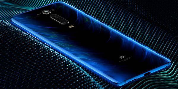 Xiaomi Mi 9T Pro en color azul
