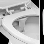 Sistema de limpieza para WC (bidé integrado) barato en AliExpress