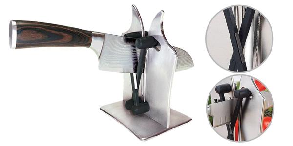 Afilador de cuchillos Kcasa chollo en Banggood