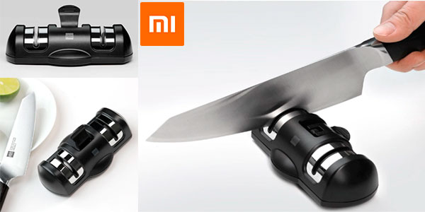 Chollo Afilador de cuchillos Xiaomi Huohou HU0045