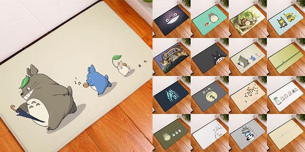 Selección de alfombras de baño de Mi amigo Totoro (40 x 60 cm) en oferta