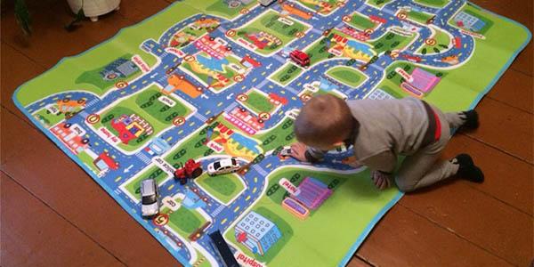 Alfombra juegos para niños en varios tamaños barata en AliExpress