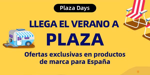 Plaza Days con un montón de ofertas con envío desde España