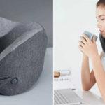 Almohada cervicall Xiaomi Lefant U barata en BangGood