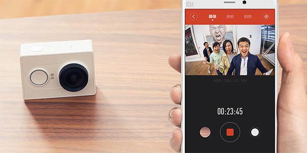 App de la cámara Xiaomi