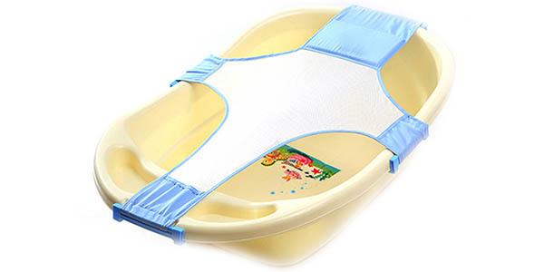 Asiento ajustable para bañera de bebé