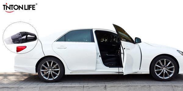 Aspirador de coche portátil de 12V TINTON LIFE barato en AliExpress